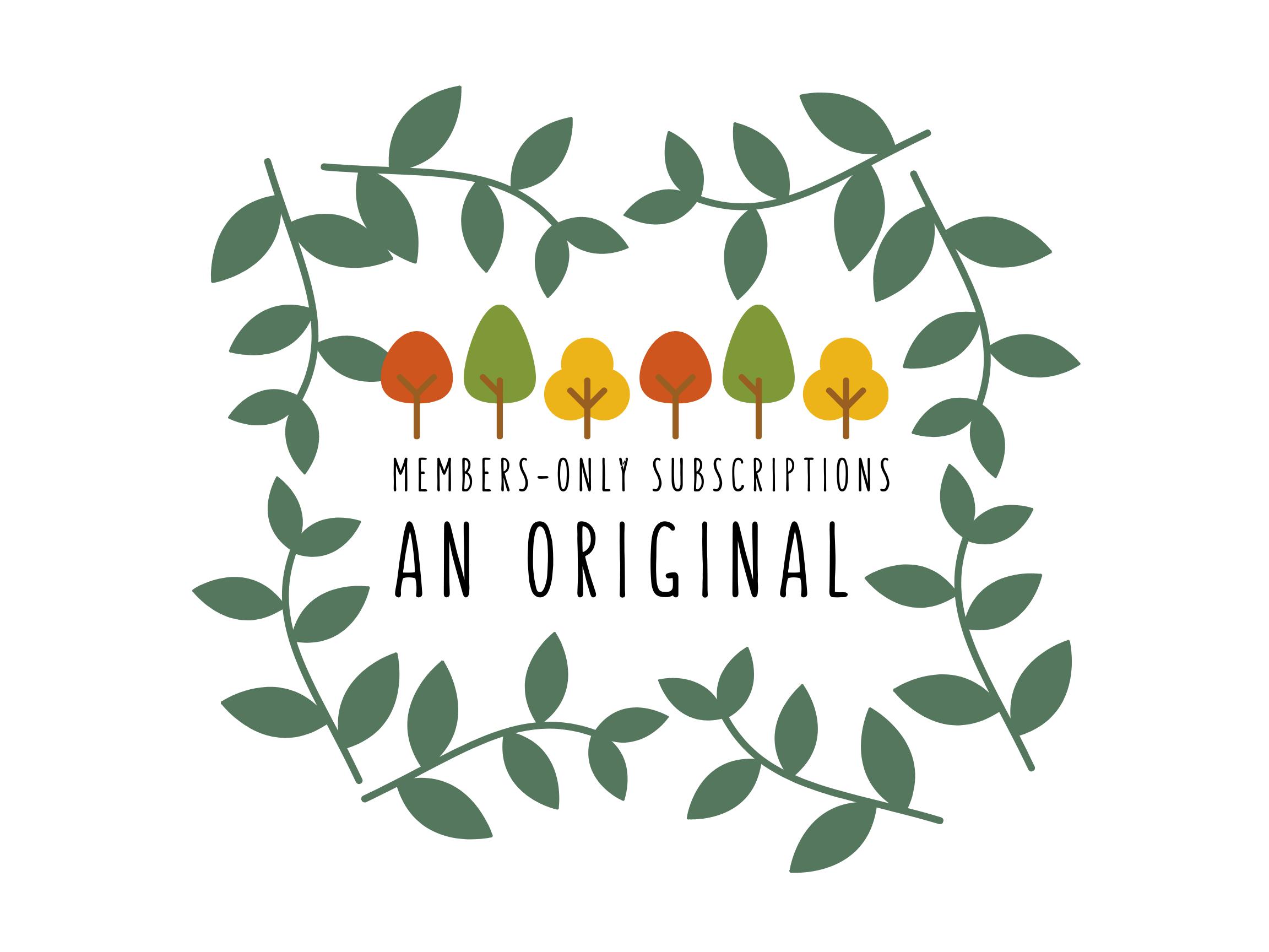 An original – website Members only
