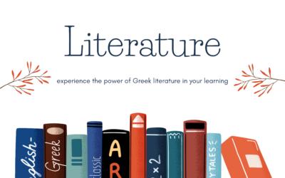 Literature | Λογοτεχνία
