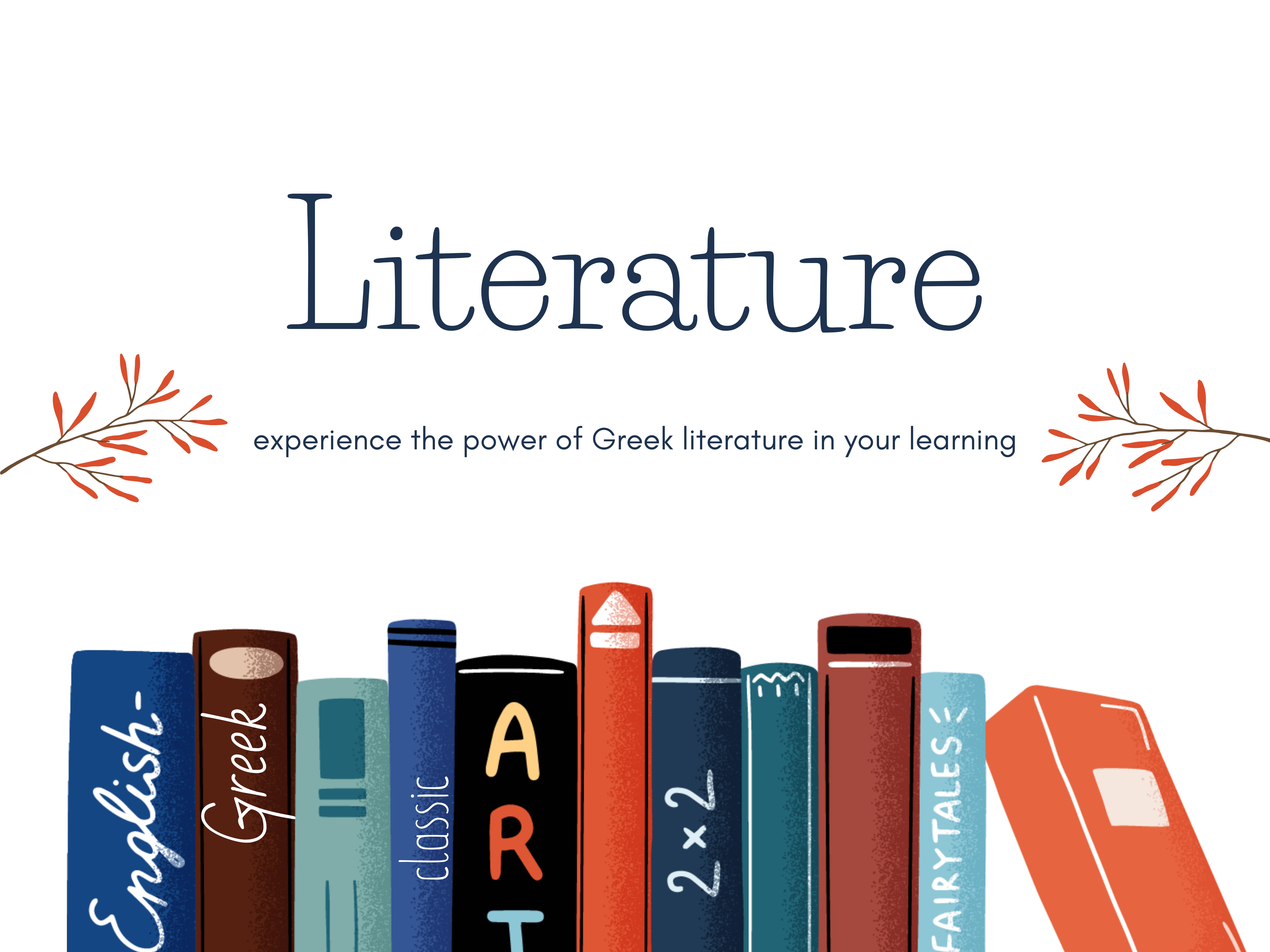 Literature course – website (2)